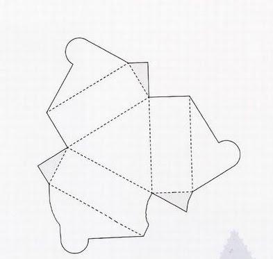 Как сделать маленькие коробочки из бумаги своими руками